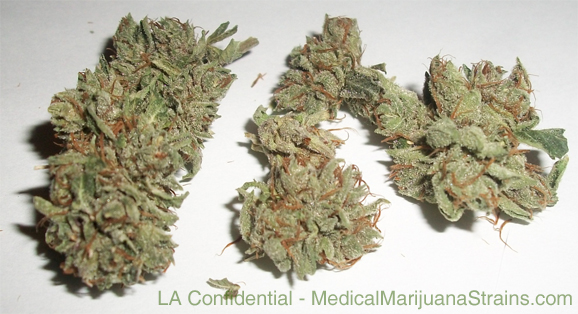 LA Confidential Marijuana